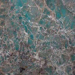 amazonite-quartzite
