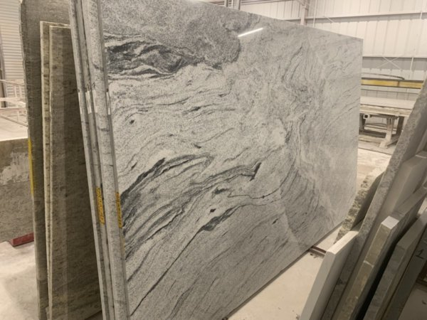 Viscount White Granite 3cm $40 Per Sq. Ft. Installed