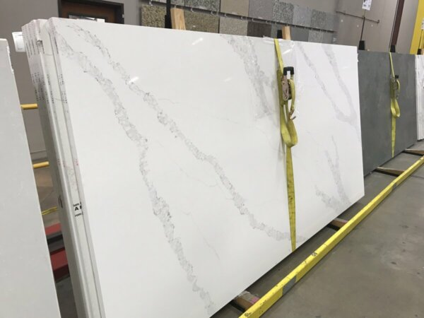Calacatta Venice 3cm Quartz MSI$62.99 Per Sq. Ft Installed